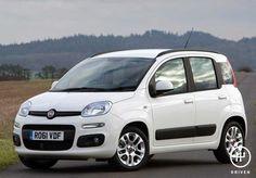 2013 Fiat Panda UK Version