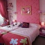 Creating a Princess themed Bedroom for your Little Girl