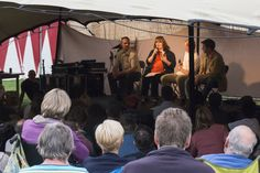 Panel discussion on benefit sanctions at Greenbelt 2015