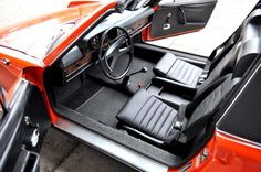 1970 Porsche 914 For Sale Interior 2