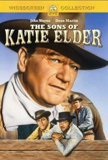 """Love the similarities between this and Mark Walhberg's """"Four Brothers"""" (a more modernized version IMHO). This also is the movie that got Jenn hooked on John Wayne movies! ;)"""