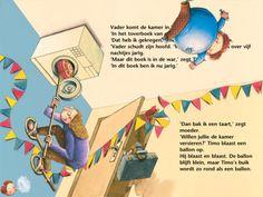 Timo en het toverboek, de meest besproken en meest interactieve prentenboek app van Nederland!
