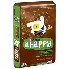 be happy dog food