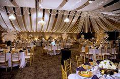 Bodas estilo gran gatsby | Preparar tu boda es facilisimo.com