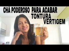 Cha Natural, Youtube, Vertigo, Homemade Tea, Eat Clean Breakfast, Body Fitness, Natural Remedies, Remedies, Youtubers