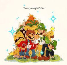 🐇Rabbit of the Moon 🌕👻 ( Super Mario And Luigi, Super Mario Art, Super Mario World, Super Mario Brothers, Super Smash Bros Memes, Nintendo Super Smash Bros, Hama Beads Minecraft, Lego Minecraft, Perler Beads