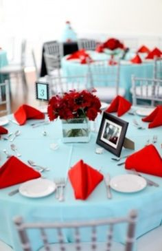 8 best Turquoise and Red Wedding Inspiration images on Pinterest ...