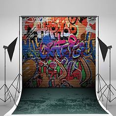 5x7ft Photography Backdrops Graffiti Wall Photo Backgroun... https://www.amazon.com/dp/B01KXAV2Z8/ref=cm_sw_r_pi_dp_x_kLJQyb3JVFESC