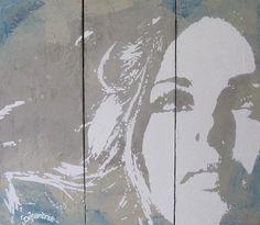 DAY DREAMING - By DENAMBRIDE (Concrete canvas)