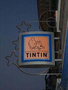 Tournai : au pays de Tintin