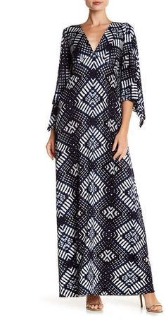 Rachel Pally Brayan Patterned Maxi Dress. Maxi dress fashions. I'm an affiliate marketer. When you click on a link or buy from the retailer, I earn a commission.
