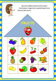 Învățăm jucându-ne: Fructele - Logorici Farm Activities, Preschool Worksheets, Shape Templates, Montessori, Maya, Crafts For Kids, Wings, Shapes, Floral
