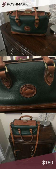 Dooney and Burke Purse Vintage Dooney & Bourke purse! Leather, Great condition Dooney & Bourke Bags