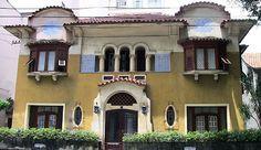 Azulejos antigos no Rio de Janeiro: Tijuca I - rua Domício da Gama