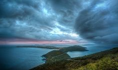 Massive Storm hits Virgin Gorda from #treyratcliff at www.StuckInCustom.com - all images Creative Commons Noncommercial.