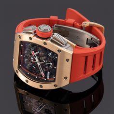 Richard Mille, Watch 2, Oclock, Luxury Watches, Luxury Lifestyle, Rolex, Rose Gold, Mens Fashion, Dubai
