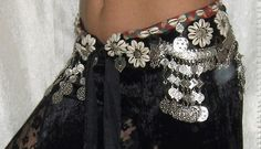 Belly dance Tribal belly dance ATS Fusion Tribal belt and