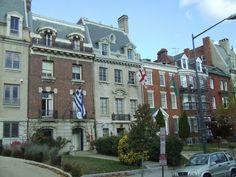 Embassy Row, Washington D.C.