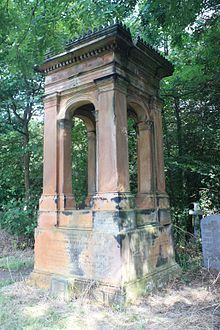 Monument to Revs. William and James Peddie, Warriston Cemetery
