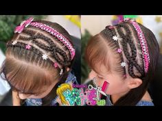 Girl Hairstyles, Braided Hairstyles, Toddler Hairstyles, Hair Due, Braid Styles, Pedicure, Braids, Hair Beauty, Lily