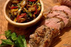 Как сделать жареный кусок мяса запоминающимся? На помощь иногда приходит сальса.   http://amp.gs/1Cq3