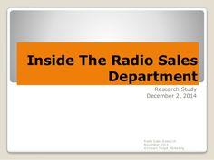 radio sales people