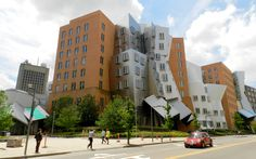 gehry's stata center at mit - Google Search