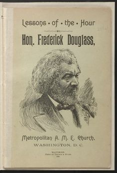 Image 1 of Daniel Murray Pamphlet Collection copy Web Dubois, January 9th, Frederick Douglass, Booker T, War Photography, African Americans, Library Of Congress, African American History, Black History Month