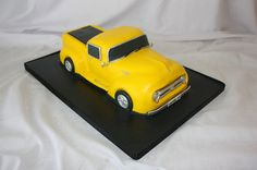 Ford F100 cake - www.suikerbekkie.co.za Boy Christening, Used Tools, Business Website, Getting Old, Ford, Cakes, Create, Blog, Food Cakes