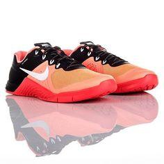 Nike Metcon 2: Mango/Red/Black