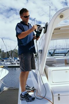 Boat Maintenance: How to Use Gel Coat