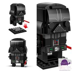 Lego Brick Headz 41619 Darth Vader  #toysale #onlineshopping #ltoys #lb #sylvanian #toysforsale #toysrusaustralia #lego #onlinetoys