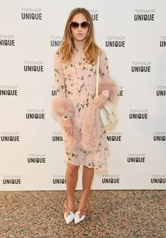 What They Wore: London Fashion Week Edition via @WhoWhatWearUK
