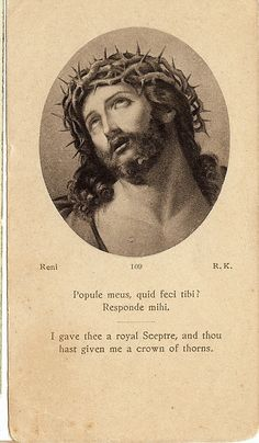 . Catholic Pictures, Jesus Pictures, Catholic Art, Religious Art, Jesus Tattoo Sleeve, Vintage Holy Cards, Crucifixion Of Jesus, Religious Tattoos, Blessed Mother Mary
