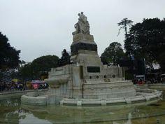 Fuente China del Parque de la Exposición, Centro de Lima