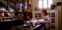 Butler's Pantry in Practical Magic Movie House Nicole Kidman, Practical Magic Movie, Roman And Williams, Magic House, Tadelakt, Butler Pantry, Victorian Homes, Victorian Kitchen, Wabi Sabi