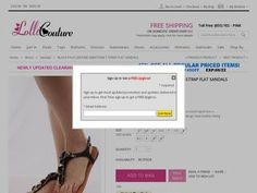latest Lolli Couture coupon codes, Lolli Couture online coupons on http://couponsheap.com/store/lolli-couture/