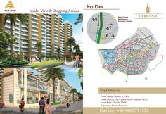 Pyramid Urban Homes Luxury Affordable homes/flats/apartments in Gurgaon & Affordable Housing Projects Gurgaon. Metro Station, Affordable Housing, Home Projects, Urban, City, Cities, House Projects