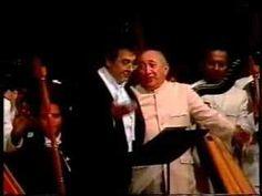Simón Díaz y Plácido Domingo - Caballo Viejo