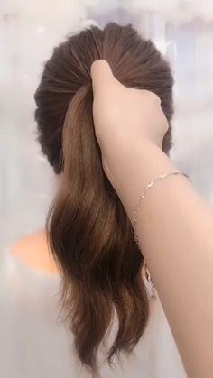 🌟Access all the Hairstyles: – Hairstyles for wedding guests – Beautiful hairstyles for school – Easy Hair Style for Long Hair – Party Hairstyles –. Pretty Hairstyles, Girl Hairstyles, Braided Hairstyles, Hairstyles Videos, Hair Upstyles, Long Hair Video, Hairstyles For School, Hair Videos, Hair Designs