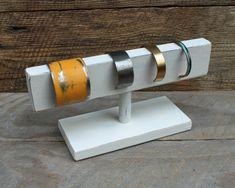 Bracelet display Cuff Display  Cuff T Bar by JimHarmonDesigns