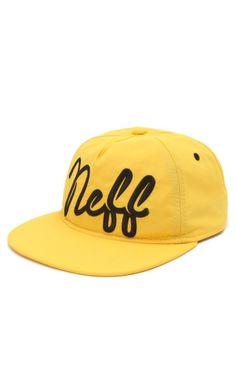 Neff Sunburn Snapback Hat