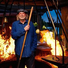 Chef @FrancisMallmann is perhaps best known for playing with fire  and the Argentine barbecuing techniques he demonstrated on @Netflixs docu-series @ChefsTableNetflix  at his array of South American restaurants (plus one at Miami's @Faena Hotel). Now he's landed in Europe with his latest outpost at @ChateauLaCoste a 600-acre organic winery and and open-air contemporary art park (featuring work by Louise Bourgeois and Alexander Calder among many others) on a remote estate north of…