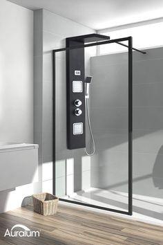Top 10 Der Modernen Badmobel Auralum Duschpaneel Schwarz
