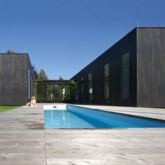 Streckhof Reloaded by Franz Architekten #pools