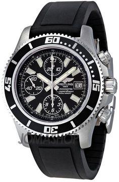Breitling Aeromarine Superocean Chronograph II Mens Watch A1334102-BA84BKPD $4,559.00