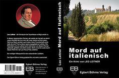 Buchcover Mord auf Italienisch
