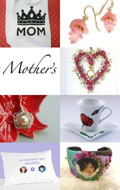 Terrific Gifts for Mother's Day by Kathy Lindemer on Etsy--Pinned with TreasuryPin.com