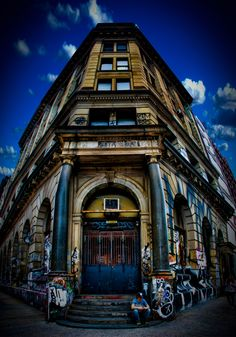 Graffiti-Covered Bowery Mansion Finally for Sale -- NYMag