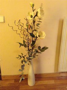 1000 images about jarrones flores secas primavera on - Flores secas para decorar ...